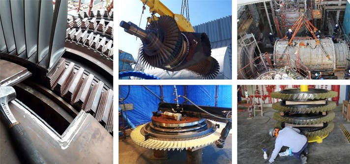 NOMAC, Gas Turbine Services