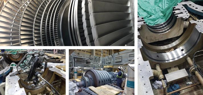 NOMAC, Steam Turbine Services